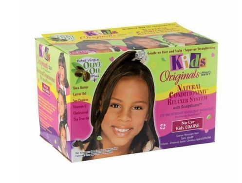 Africa's Best Kids Originals Natural Conditioning Relaxer System Coarse
