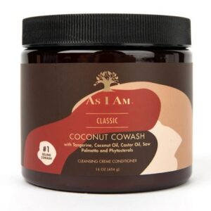 As I Am Coconut Co Wash 454g