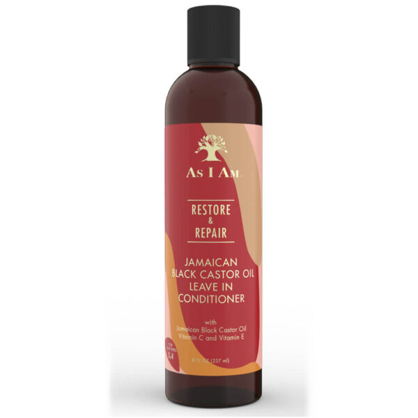 As I Am Jamaican Black Castor Oil Leave In Conditioner 237ml