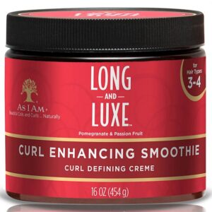 As I Am Long and Luxe Curl Enhancing Smoothie 454g
