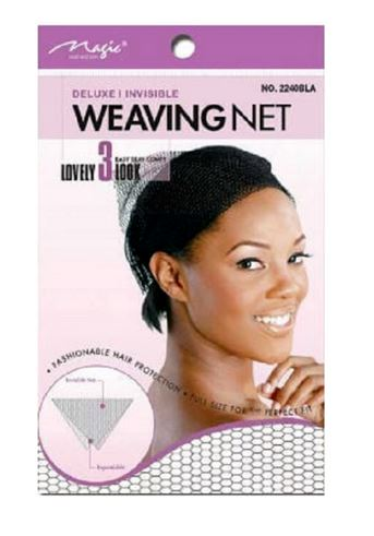 Magic Collection Weaving Net Invisible Deluxe