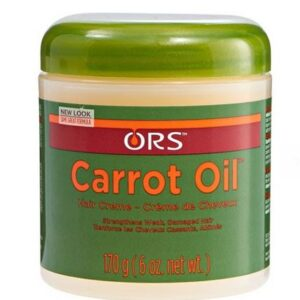 ORS Carrot Oil Creme 170g