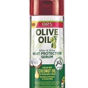 ORS Olive Oil Heat Protection Serum Infused With Coconut Oil 177ml