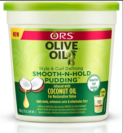 ORS Olive Oil Smooth N Hold Pudding Moisturizing Gel 368g