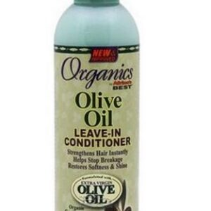 Organics Africas Best Olive Oil Leave In Conditioner 177ml