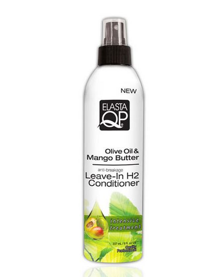 QP Olive Oil And Mango Butter Leave In H2 Conditioner 237ml