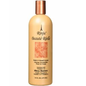 Rinju Body and Hand Lotion Enriched with Shea Butter 475ml