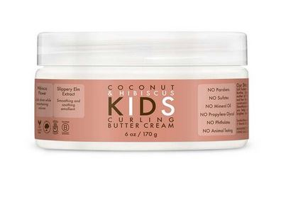 Shea Moisture Kids Coconut and Hibiscus Kids Curling Butter Cream 170g