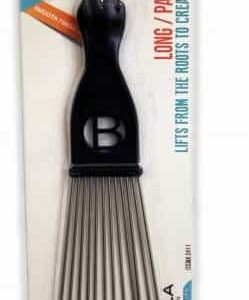 Stella Collection Long Metal Pik Styling Comb