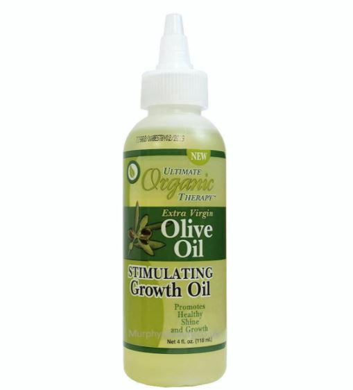 Africa's Best Olive Oil Stimulating Growth Oil 118ml