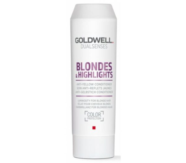 Goldwell Blonde and Highlights Conditioner 250ml
