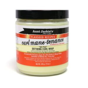 Aunt Jackie's Curl Mane-tenance Defining Curl Whip
