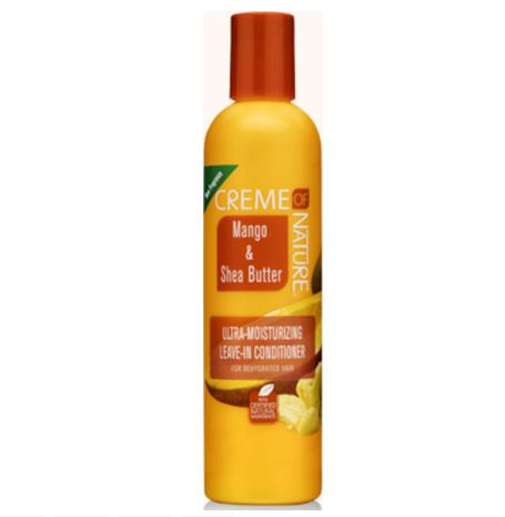 Creme Of Nature Mango and Shea Butter Ultra-Moisturizing Leave-In Conditioner 250ml