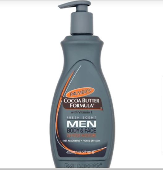 Palmer's Cocoa Butter Formula Men Body and Face Lotion 400ml