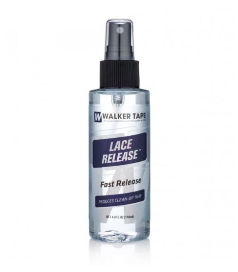Walker Tape Lace Release Spray for Lace Wigs and Toupees 118ml